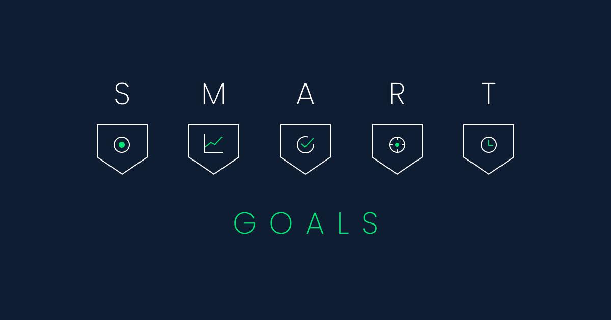 Setting Goals Using The SMART Framework
